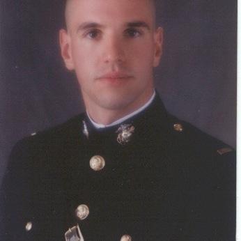 Second Lieutenant Hoh, 1998.