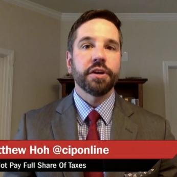Becoming a war tax resister.