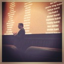 Speaking at a Washington, DC showing of Jeremy Scahill's Dirty Wars in May 2013.