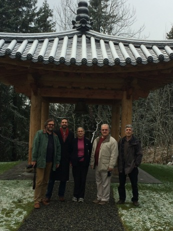 In Oslo, November 2014 with my very brave friends and heroes: John Johns, Colleen Rowley, Kirk Wiebe and Normon Solomon.