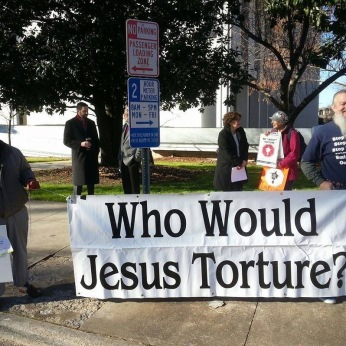 Yes, who would he torture?