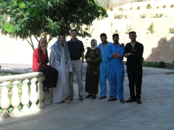 Our house staff in Tikrit, Iraq. Mostly Shia and Kurds, what happened to them, particularly the women, haunts me and is a root cause of my PTSD and moral injury.